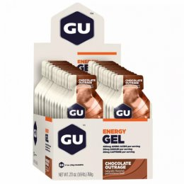 GU Energy Gel (cx c/24)