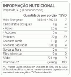 Reaction Vegan (720g)chocolate_1