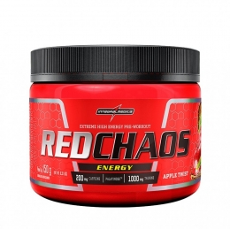 Red Chaos Energy - Apple Twist